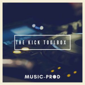 The Kick Drum Toolbox