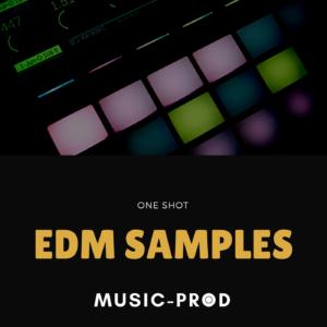 One Shot EDM Samples