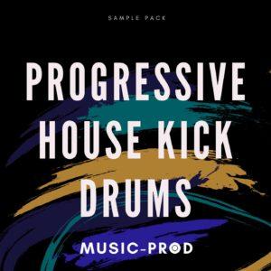 Progressive House Kick Drums