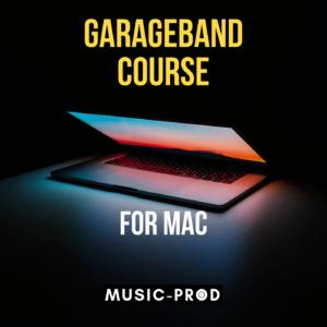 GarageBand for Mac Course