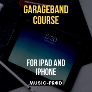 GarageBand for iOS Course