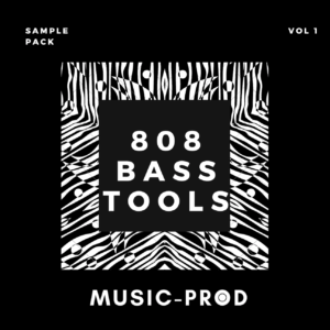 808 Bass Tools - Sample Pack