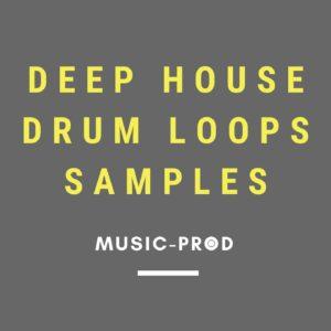 Deep House Drum Loops